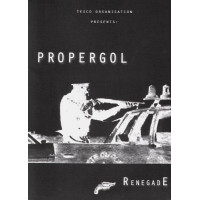 PROPERGOL - Renegade CD