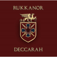 RUKKANOR - Deccarah CD