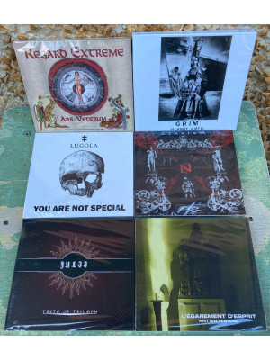 6 new CD special offer!