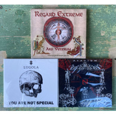 3 new CD special offer!