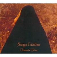SANGRE CAVALLUM - Veleno De Teixo CD