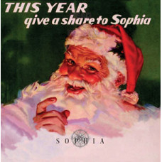 "SOPHIA - This Year Give a Share to Sophia 7""EP"