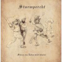 STURMPERCHT - Stürm ins Leben wild hinein! LP