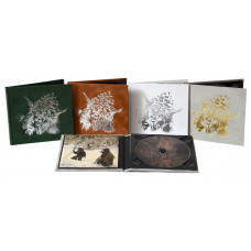 STURMPERCHT - Geister im Waldgebirg CD (white)