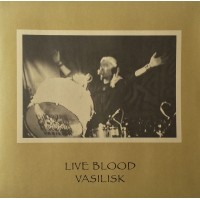VASILISK - Live Blood ​CD