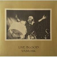 VASILISK - Live Blood CD