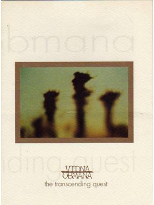 VIDNA OBMANA - The Transcending Quest CD