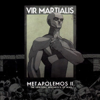 VIR MARTIALIS - Metapolemos II - The Spiritual Aesthetics of War CD