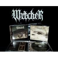 WITCHER - A Gyertyak Csonkig Egnek CD