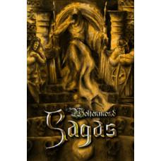 WOLFENMOND - Sagas CD+DVD