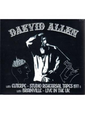 DAEVID ALLEN - Bananamoon Obscura 1 & 2 2CD