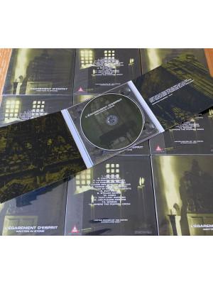 L'ÉGAREMENT D'ESPRIT - Written in Stone CD