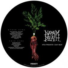 NAPALM DEATH - Apex Predator - Easy Meat Pic.LP