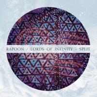 RAPOON / LORDS OF THE INFINITY - Split CD
