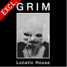 GRIM - Lunatic House LP lim.50 - SOLD OUT !!!