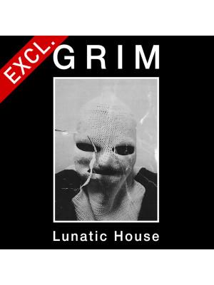 GRIM - Lunatic House LP lim.50 - SOLD OUT !!!