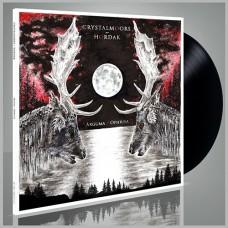 CRYSTALMOORS / HORDAK – Árguma / Ophiusa LP