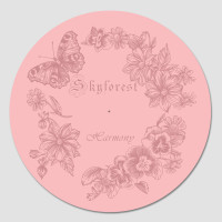SKYFOREST - Harmony LP (W/ Etched B-Side) [2nd pressing]