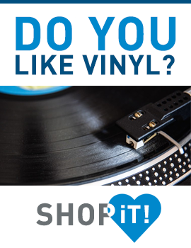 Do you like vinyl?