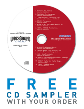 Underground Alliance Free CD Sampler